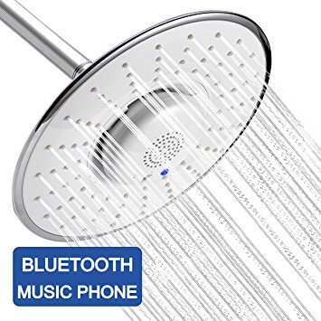 YOO-MEE Music Bluetooth Shower Head Speaker