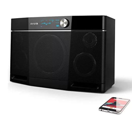 Aiwa Exos-9 Bluetooth Tailgate Speaker