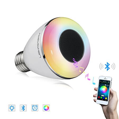 LightStory Bluetooth Light Bulb Speaker