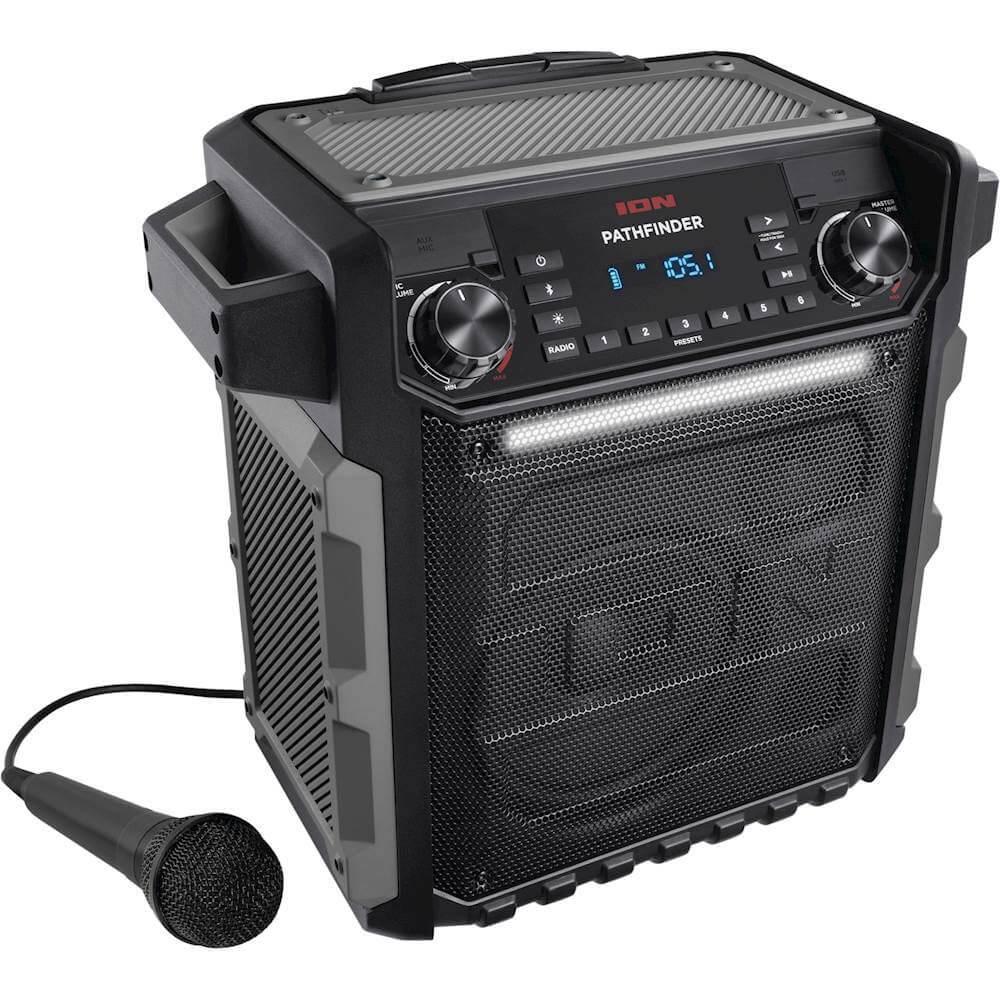 ION Audio Pathfinder Outdoor Use Speaker