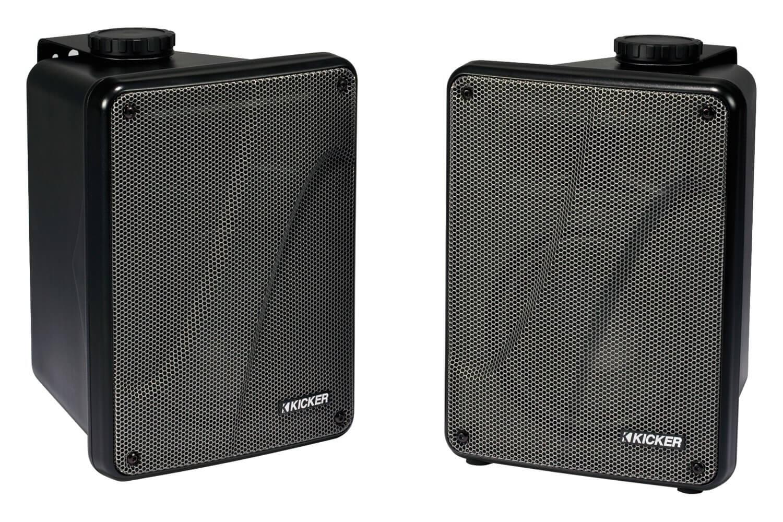 Kicker KB6000 2-Way Outdoor Stereo Speaker