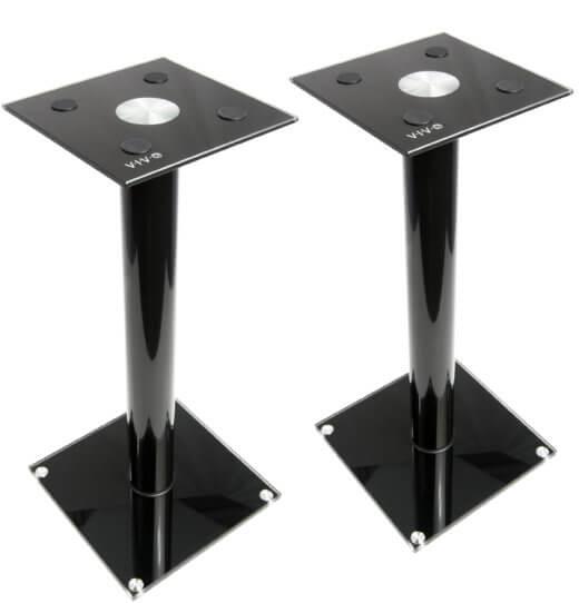 VIVO Premium Universal Floor Speaker Stands for Surround Sound