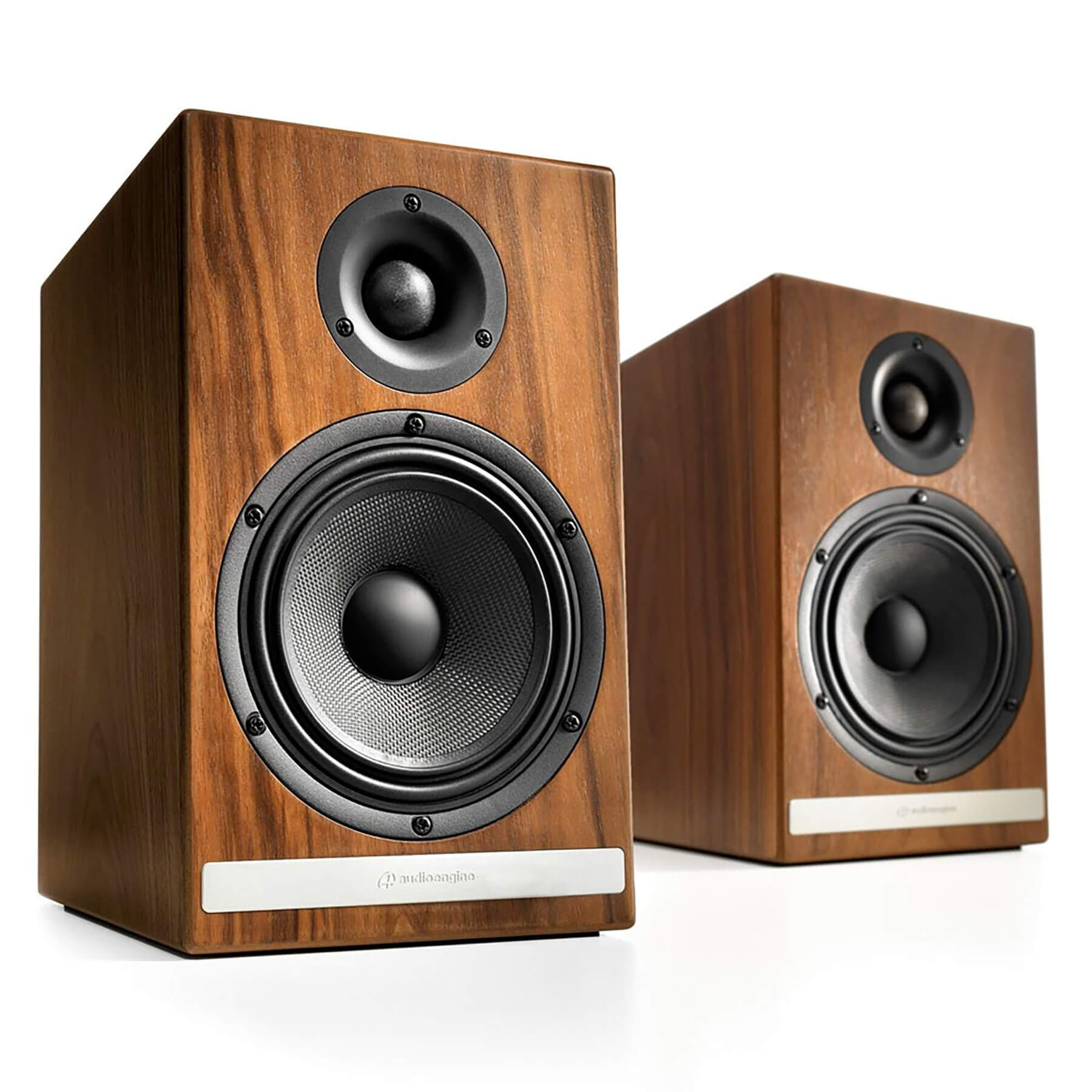 audioengine HDP6 walnut Passive Speakers
