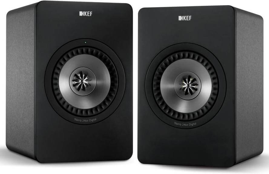 kef x300a active speakers