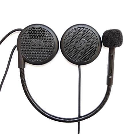 NikoMaku Motorcycle Bluetooth Headphone Speaker