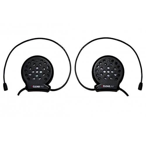 UCLEAR Digital Pro Microphone Helmet Speaker