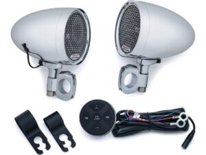 Kuryakyn 2712 MTX Motorcycle Speakers