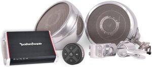 Steel Horse Audio ST600 Motorcycle Speaker System