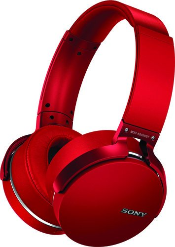 Sony XB950B1 Red Wireless Headphone