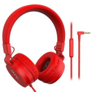 Puro Sound Labs PuroBasic: Volume Limiting Wired Headphones