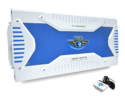 Pyle Hydra PLMRA820 Marine Amplifier