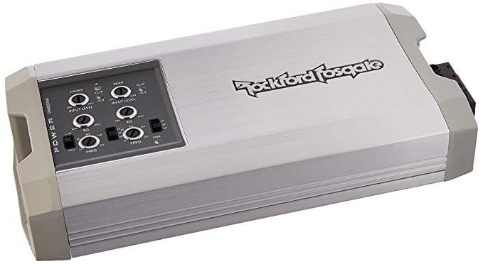 Rockford Fosgate TM400X4AD Powered Marine Amplifier