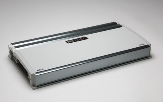 mb quart nautic na540.6 marine amplifier