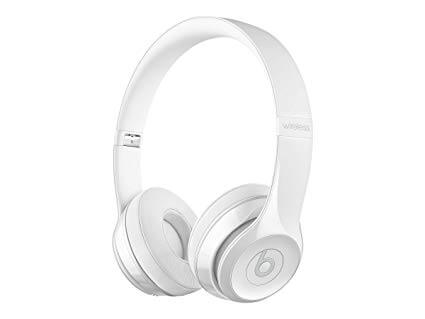 Beats Solo 3 Wireless On Ear White Headphones