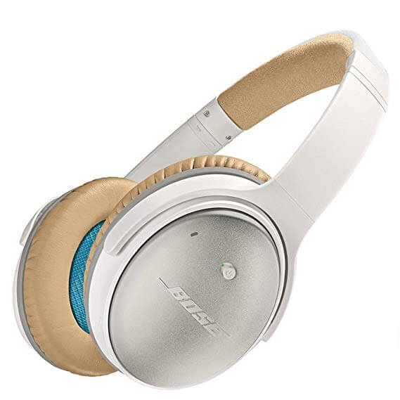 Bose QuietComfort 25 Acoustic Noise Cancelling White Headphone