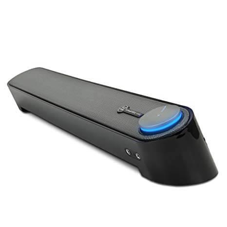 GOgroove Computer Mini Soundbar
