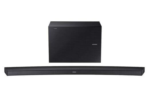 HW J7500R Curved Soundbar