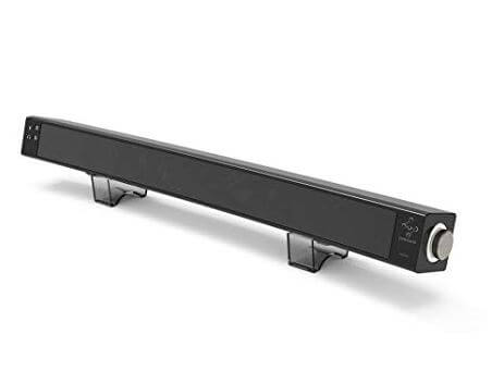 ProExtend Curved Bluetooth Speaker bar for Desktop