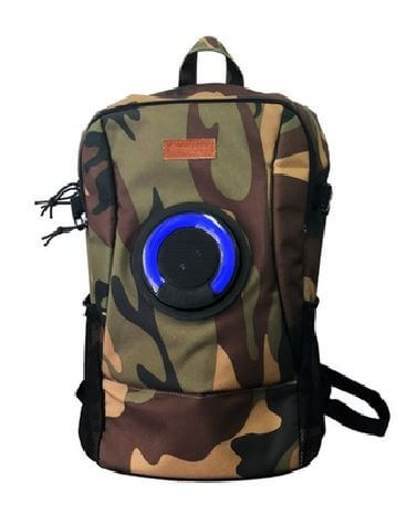 Simple HH Outdoor Backpack with Bluetooth Speaker