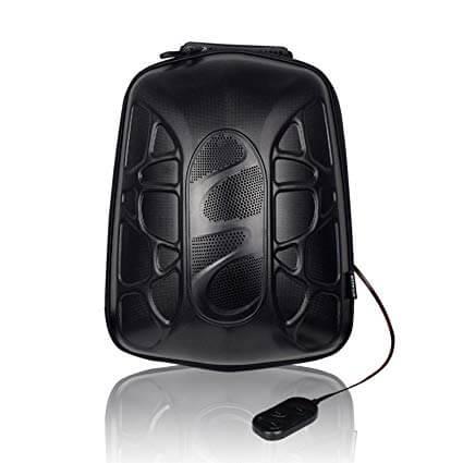 WILDMAN Shell Weatherproof Bluetooth Speaker