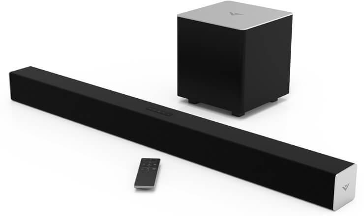 VIZIO SB2821-D6 Soundbar with subwoofer