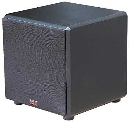 Acoustic suspension subwoofer