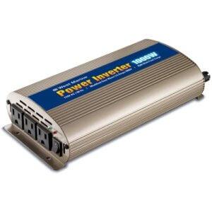 Power inverter for marine use