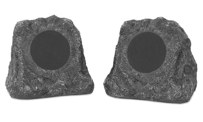 Innovative Technology Wireless Waterproof Rechargeable Bluetooth Outdoor Rock Speaker