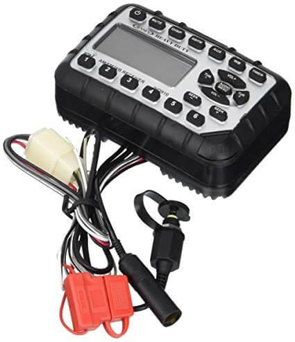 Jensen JHD910 Heavy Duty Mini Waterproof Radio for UTV