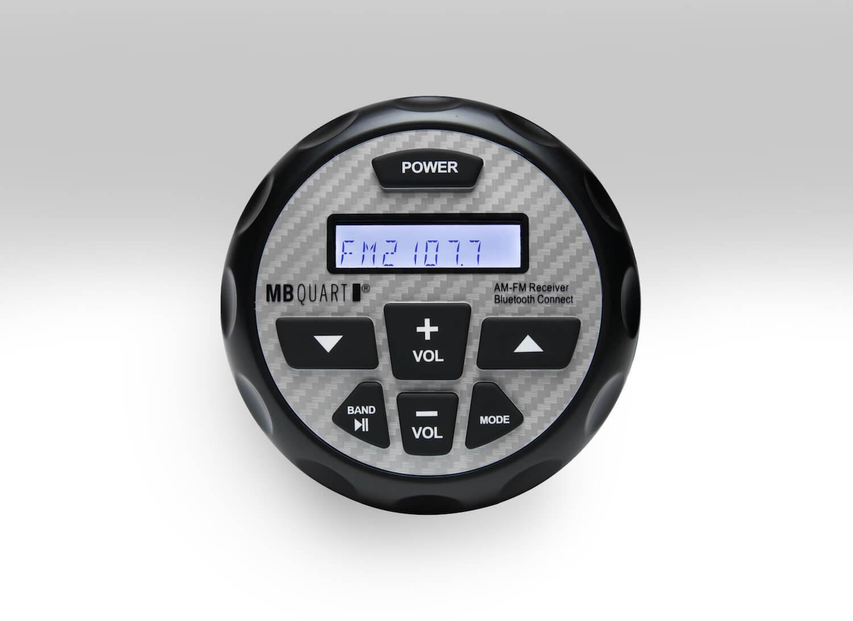 MB Quart GMR-2.5 Radio