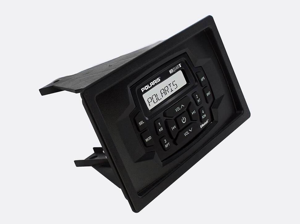 Polaris RZR Dash Radio by MB Quart