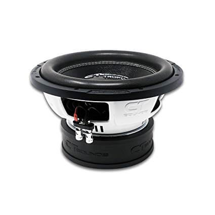 CT Sounds Tropo 10 Inch Car Subwoofer