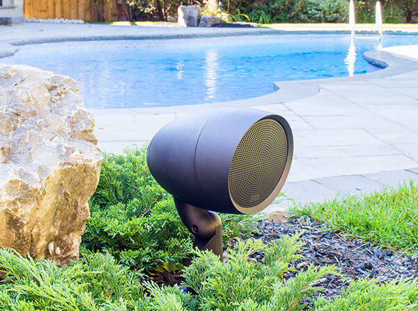 Outdoor In Ground Speaker