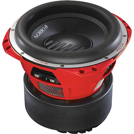 Orion HCCA122 12 inch Car Sub Woofer