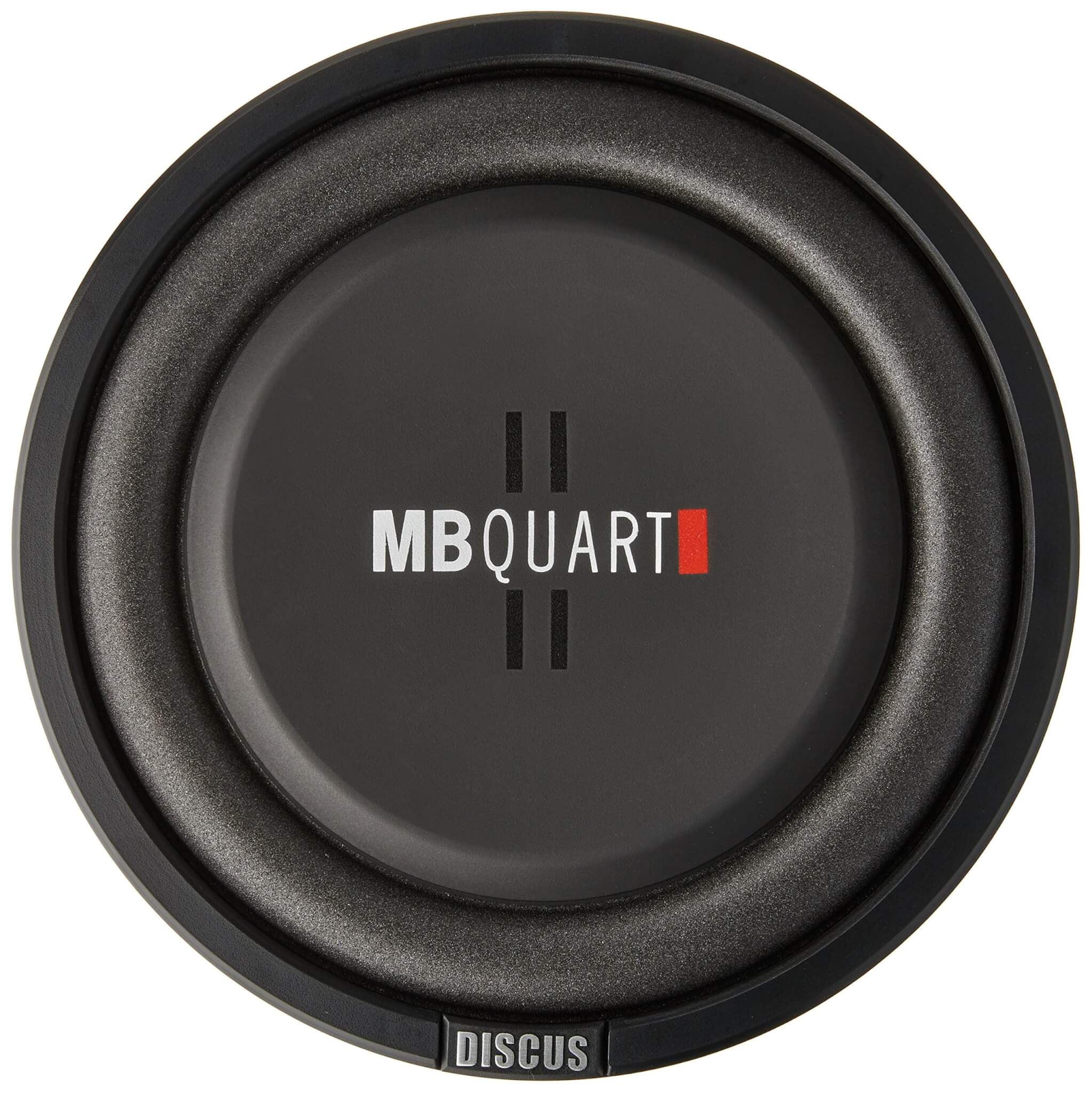 MB Quart DS1-254 Discus Series, 400W, 10 Inch Shallow Mount Subwoofer