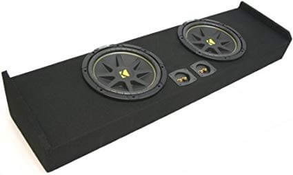 ASC Package Ford F-150 09-12 Truck Subwoofer