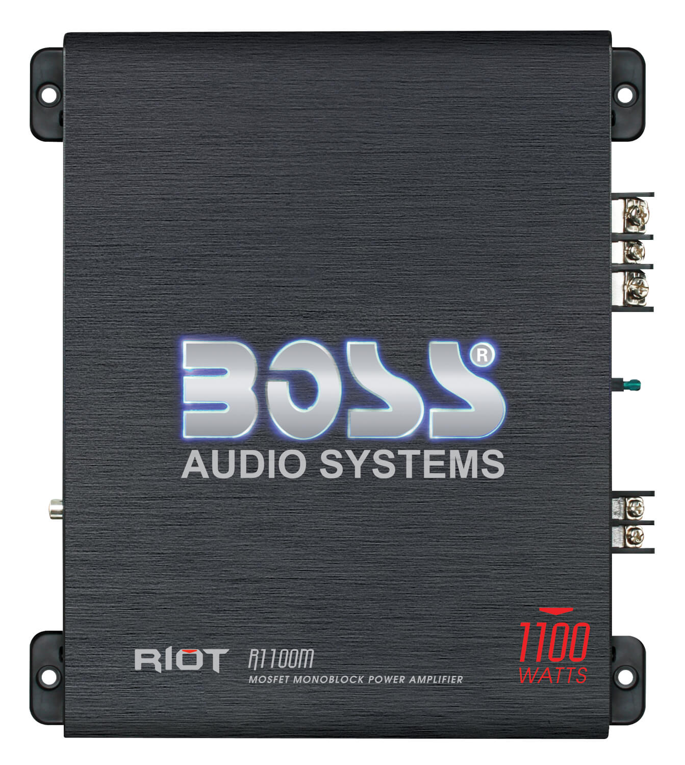 BOSS Audio Systems R1100M Monoblock Car Amplifier