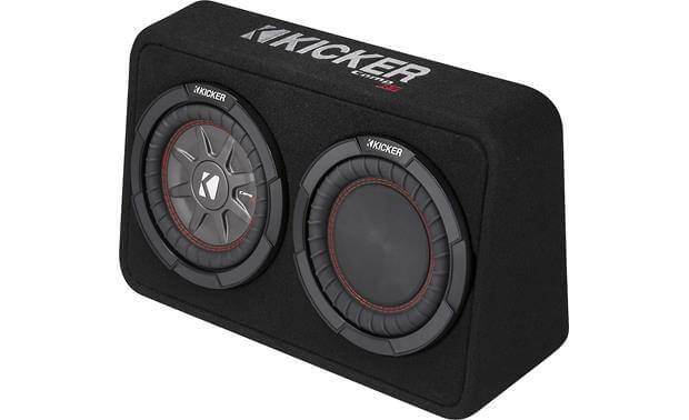 Kicker CompRT 43TCWRT84 Sealed truck