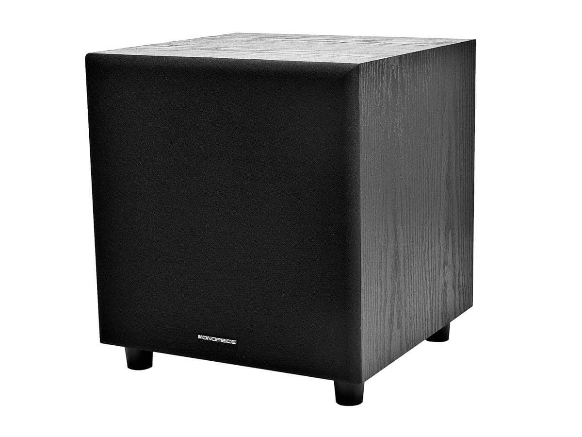Monoprice 60-watt Small Powered Subwoofer
