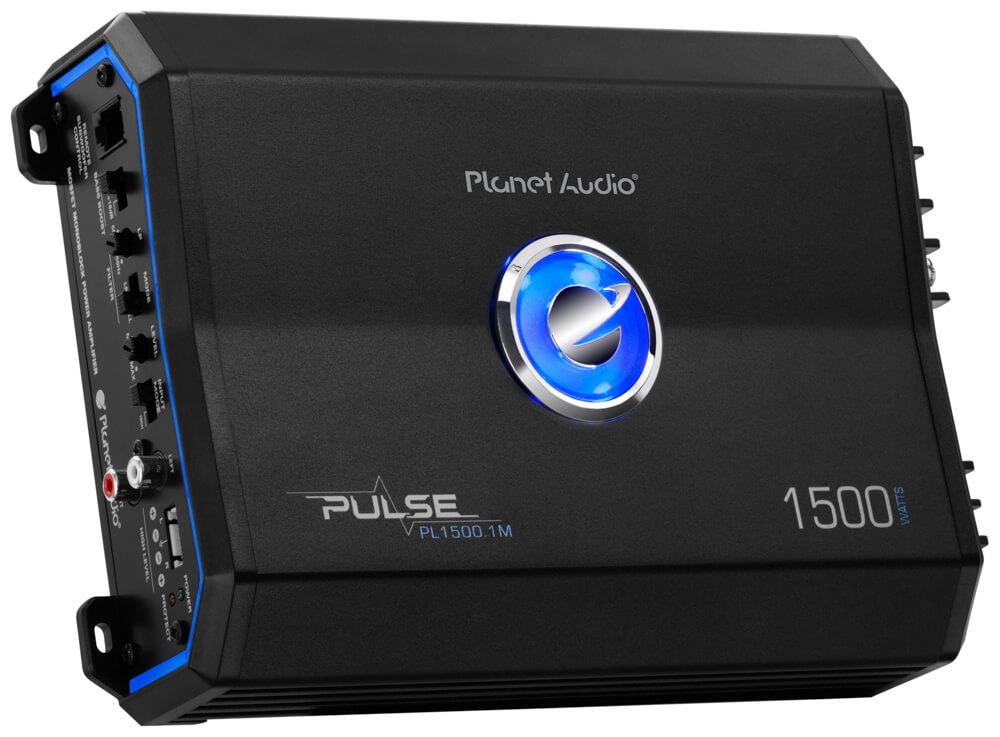 Planet Audio PL1500.1M Monoblock Car Amplifier