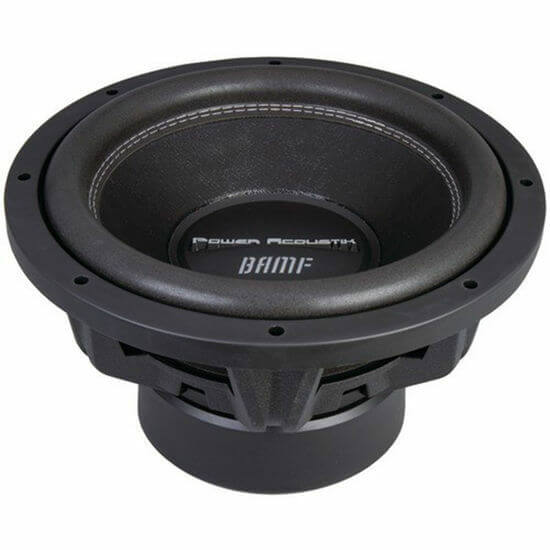 Power Acoustik BAMF-154 15 inch Car Subwoofer