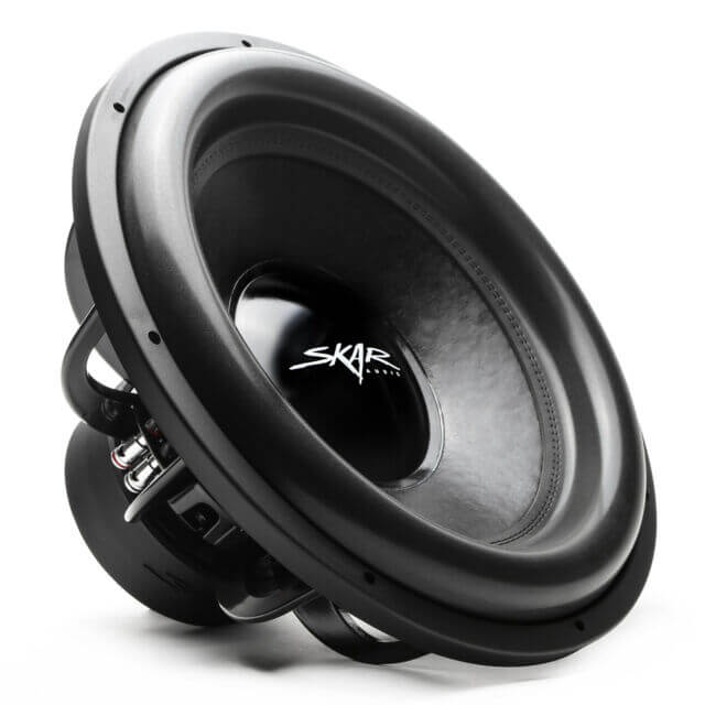 Skar Audio VXF-12 D2 12 inch Competition Car Subwoofer
