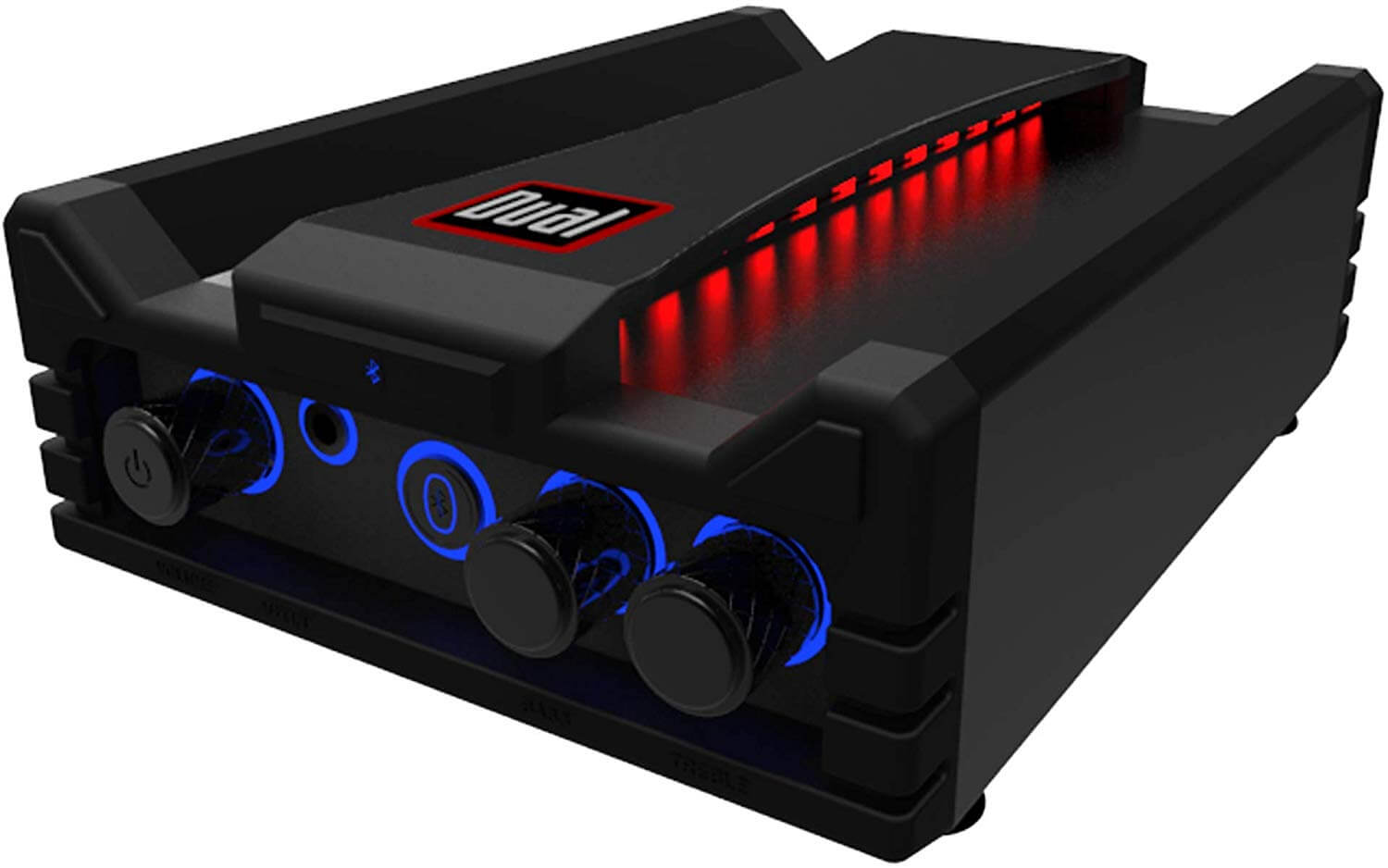 Dual Electronics DBTMA100 Bluetooth Small Amplifier