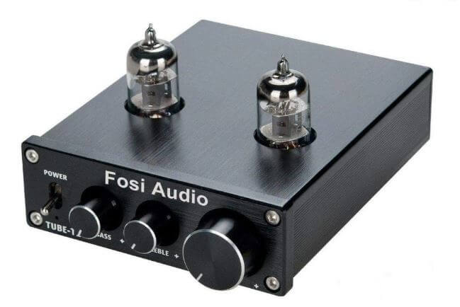 Fosi Audio T20 Bluetooth Tube Amplifier