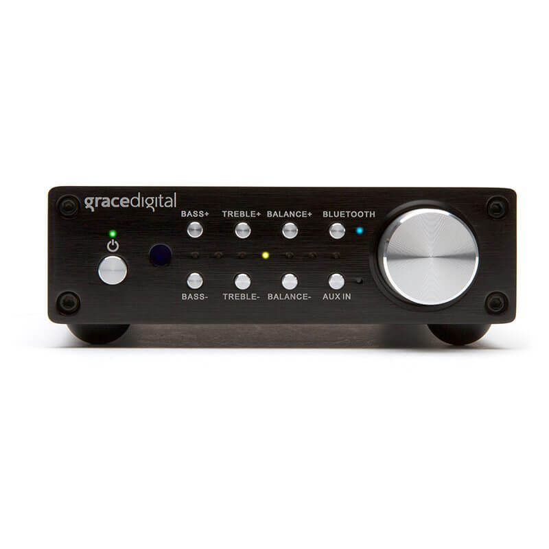 Grace Digital GDI-BTAR512N Integrated Amplifier_Bluetooth Receiver