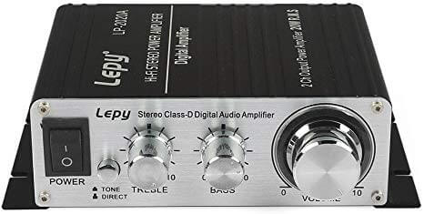 Lepy LP-2020A Class-D Hi-Fi Digital Amplifier
