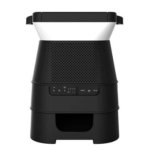 Monster Solara EZ-Play Indoor-Outdoor Solar Bluetooth Speaker