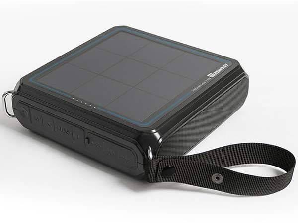 Renogy E.Tunes Solar Portable Wireless Speaker