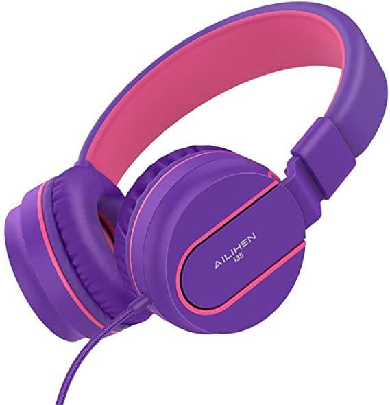 Ailihen I35 Stereo Lightweight Foldable Headphones