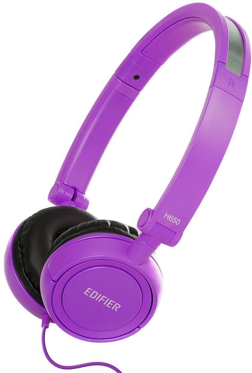 Edifier H650 Purple Headphones